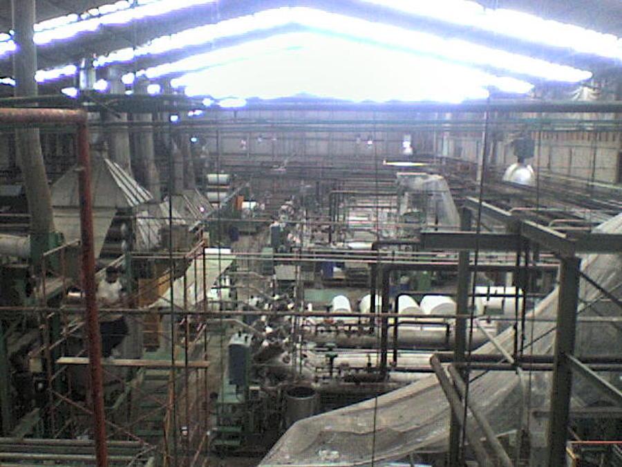 mantenimiento a fabrica