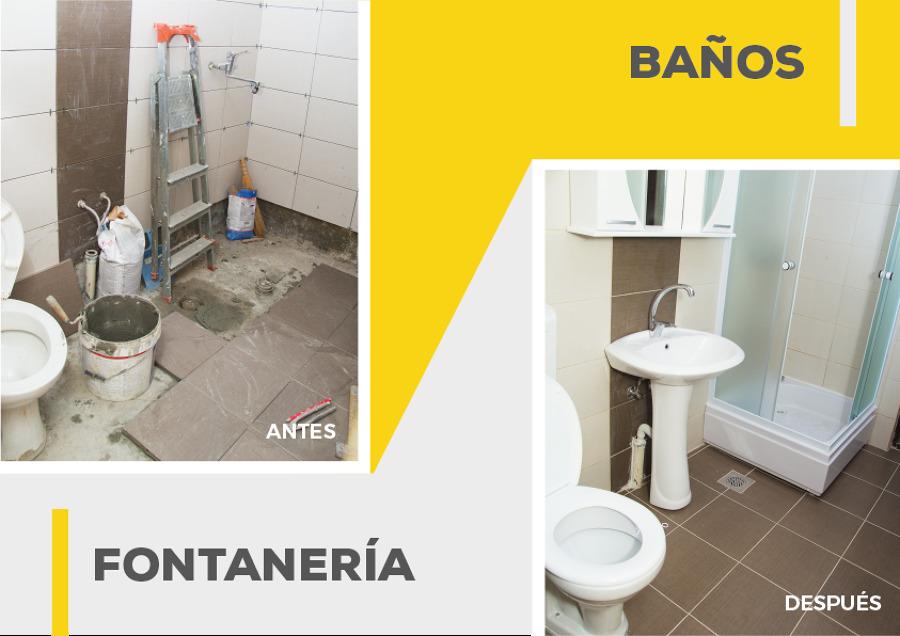 Fontaneria y Baños