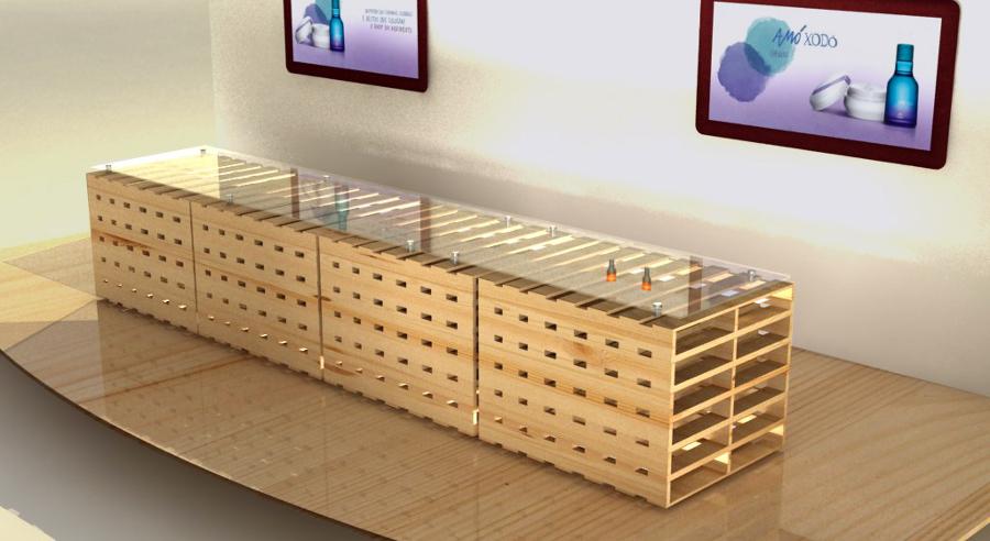 Proyecto ecologico para una empresa de perfumes con cero impacto