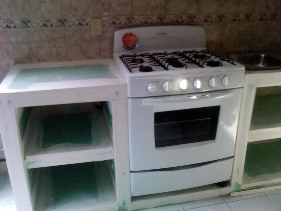 Foto mueble para cocina de constru ya jrd sa de cv 2104 for Mueble pared cocina