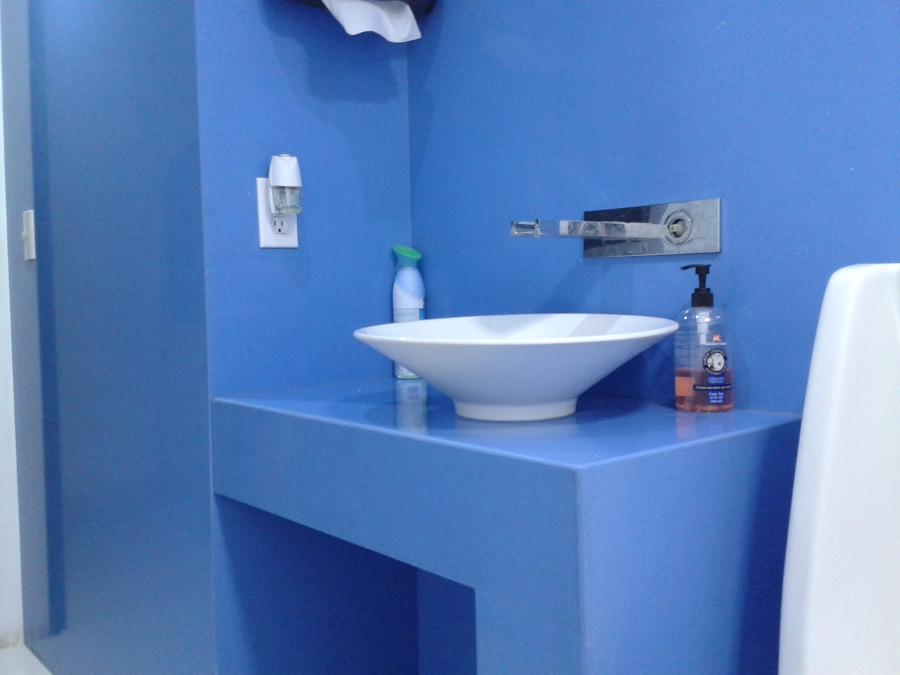 Foto muebles de ba o de f brica de cocinas s a de c v Muebles de bano queretaro