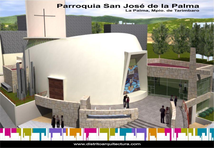 Parroquia San José de la Palma
