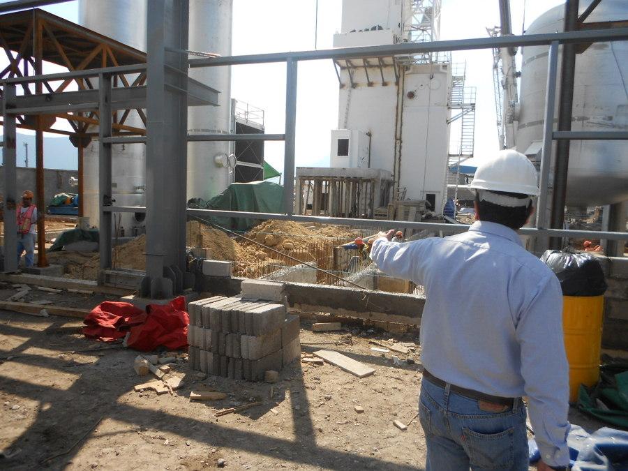 Obra Eléctrica Industrial