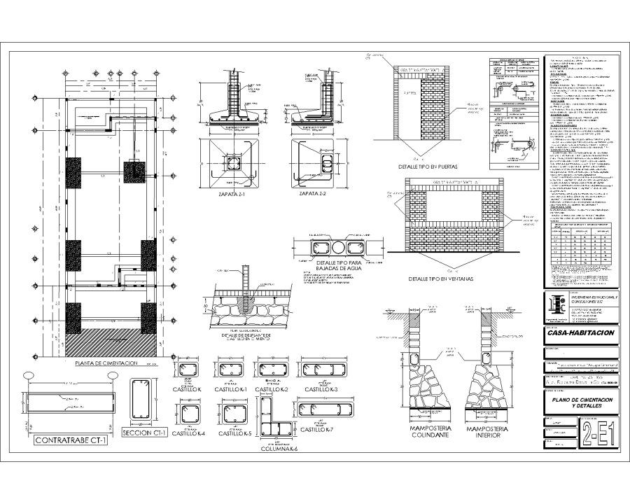 Foto proyecto casa habitacion de duarq 353681 habitissimo for Proyecto casa habitacion minimalista