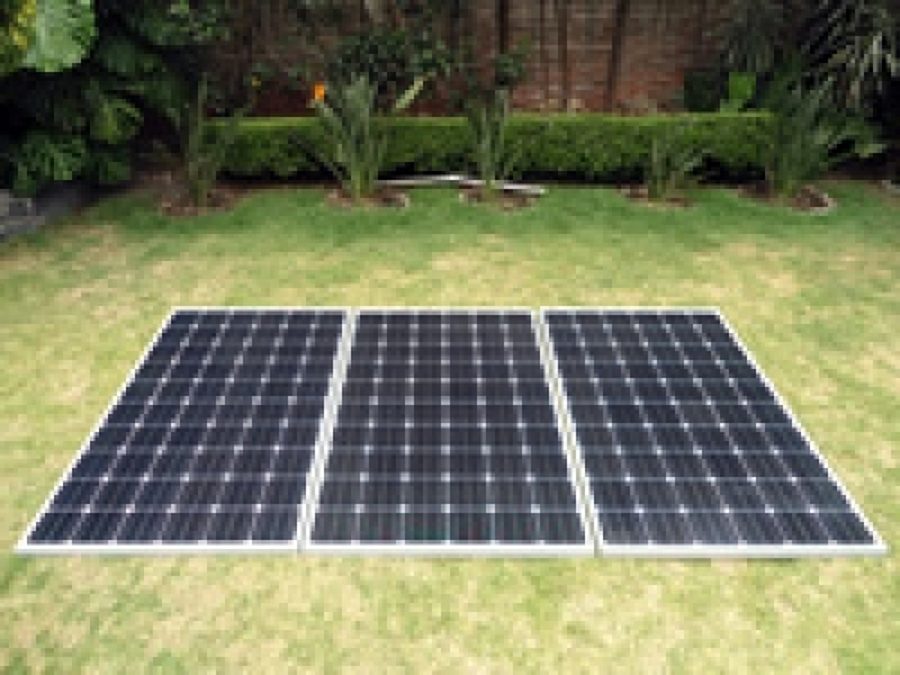 Paneles solares 250W