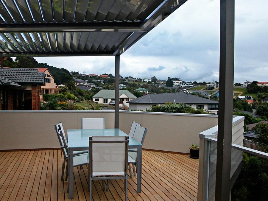 Foto pergolado de aluminio de grupo zykma 76660 habitissimo - Pergola en terraza ...