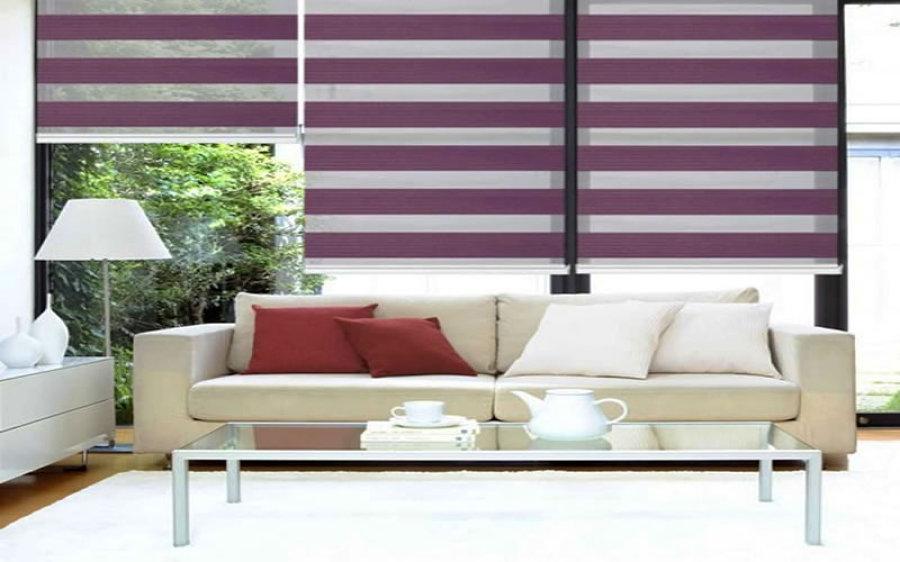 persianas, cortinas