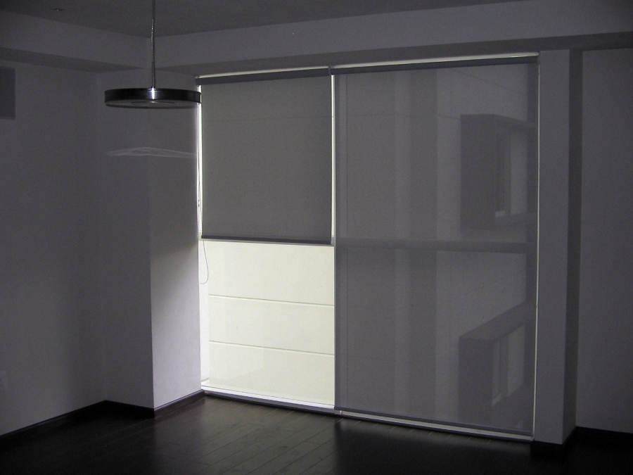 Foto: Persianas Enrollables Sunscreen de Berry Blinds Interiorismo ...