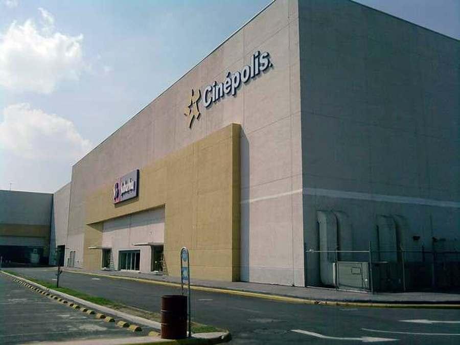 Foto pintado de fachadas en centros comerciales de hp - Pintado de fachadas ...