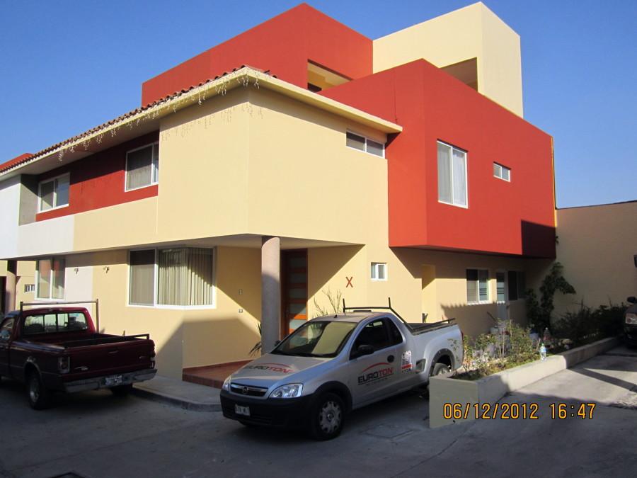 Pintura Casa Habitación