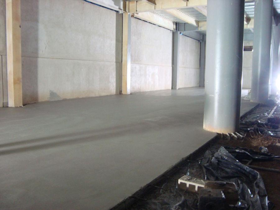 piso acabado pulido
