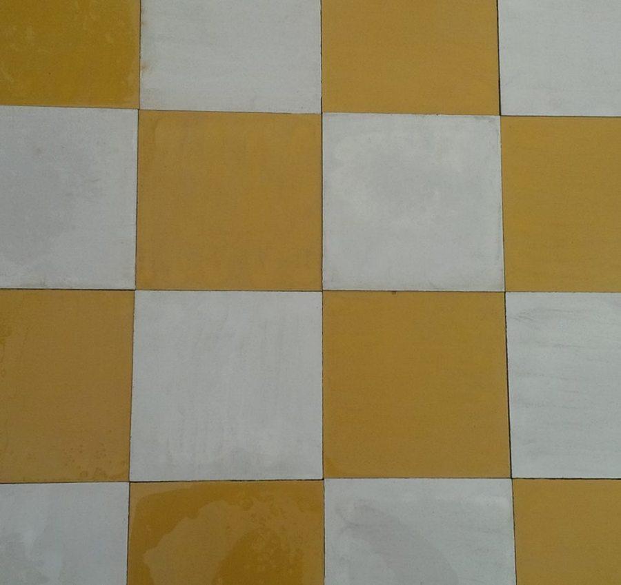 Foto piso de mosaico de cemento de ft wall mosaic 68021 for Mosaico para piso