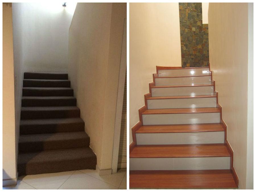 Foto piso en escaleras de denisse torres 69147 habitissimo for Diseno de interiores tijuana