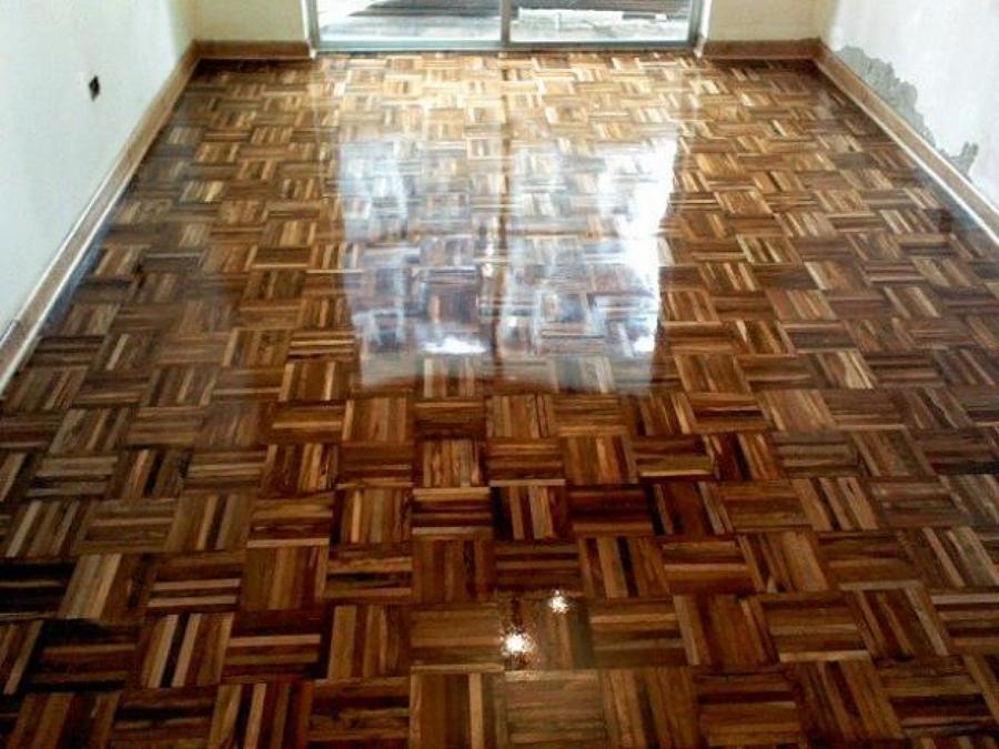 Foto piso madera de dise o proyecto y construccion daf Proyectos en madera gratis