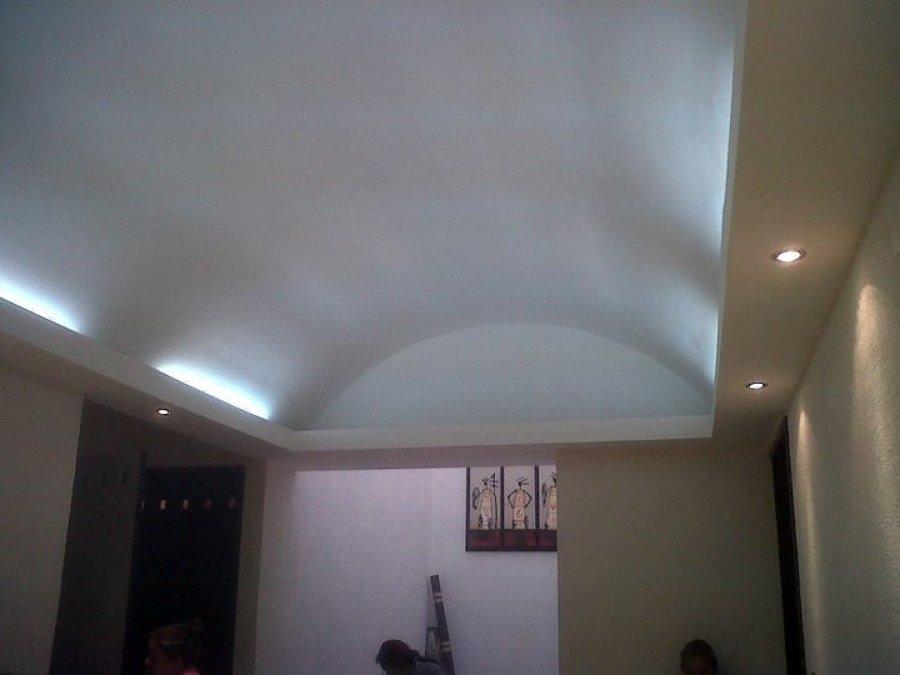 Foto plafon tipo ca on de constru ya jrd sa de cv 2111 for Plafones de madera pared