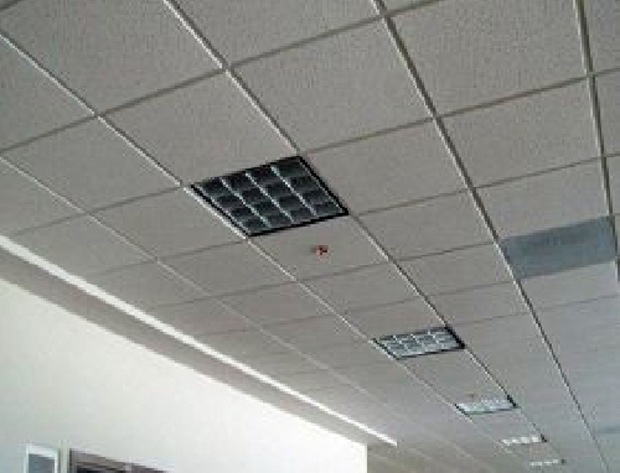 Foto plafones reticulares de valevs 3335 habitissimo - Plafones de pared ...