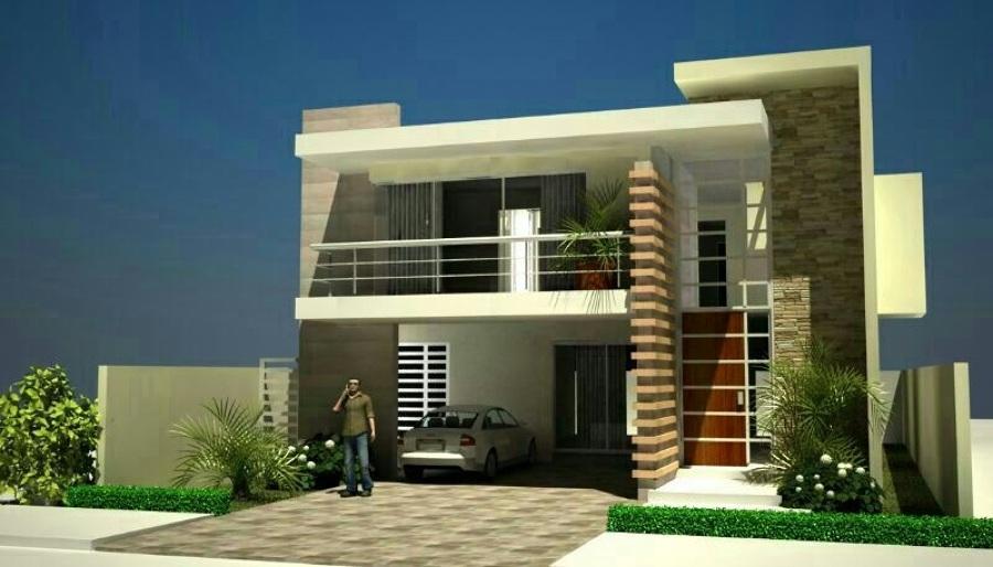 Foto prototipo de casa de constructora martinez 134005 habitissimo - Casas muy baratas ...