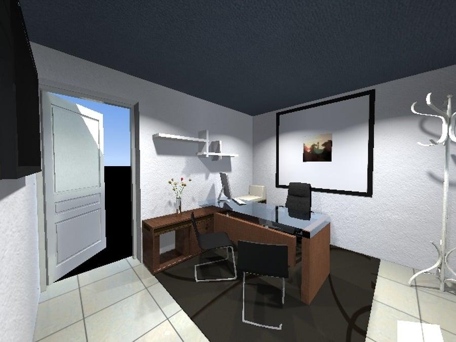 foto dise o de interiores oficina principal de trz