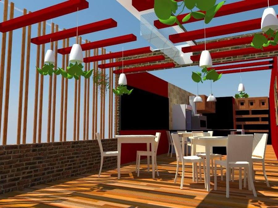 Propuesta Restaurante Área de comensales