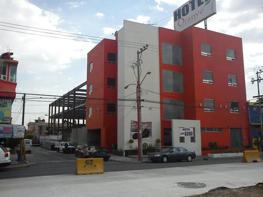 Proyecto y Residencia hotel Oranyé