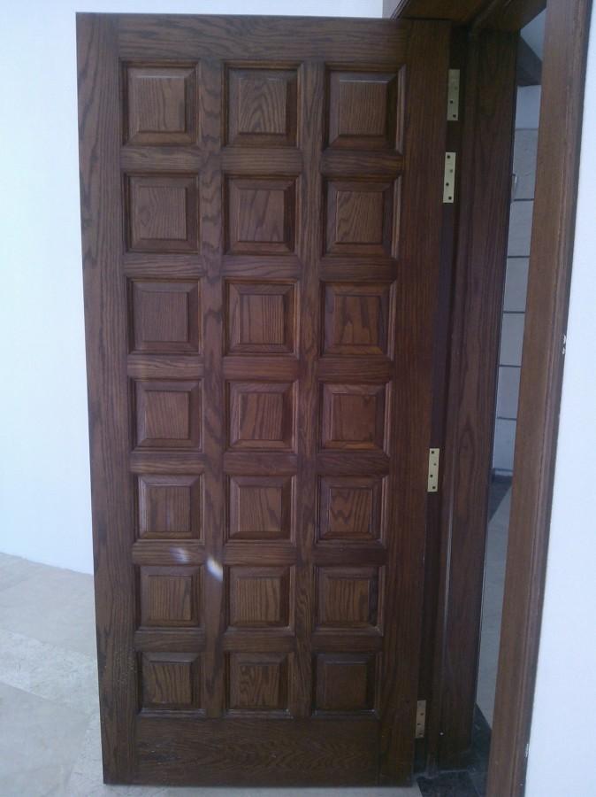 Foto puerta para recamaras dise o por nosotros de dise a for Puertas para recamaras modernas