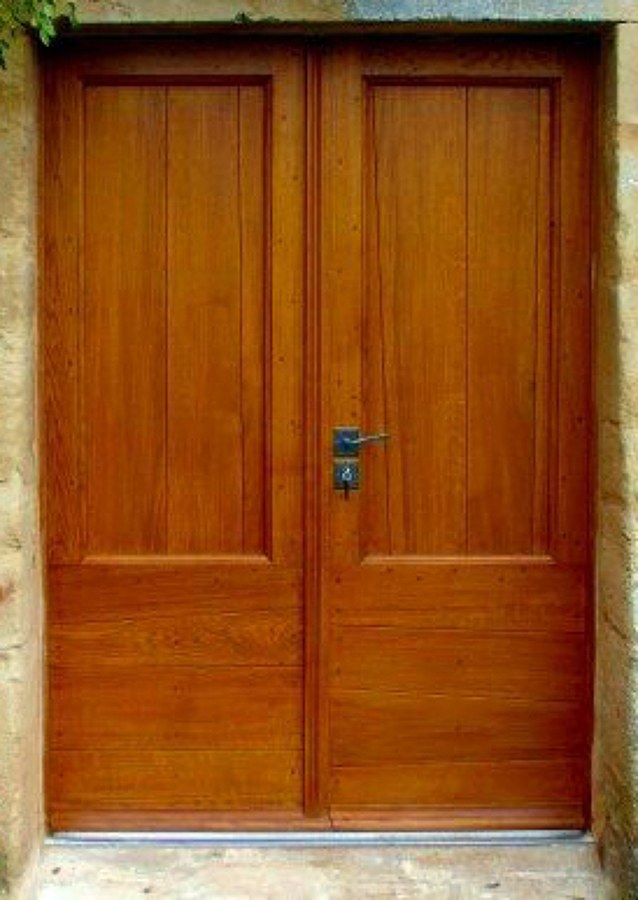 puerta tarsera