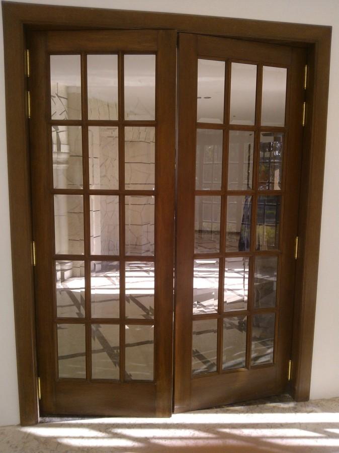 Foto puertas de comunicacion de cocina de dise a y crea - Puertas mueble de cocina ...
