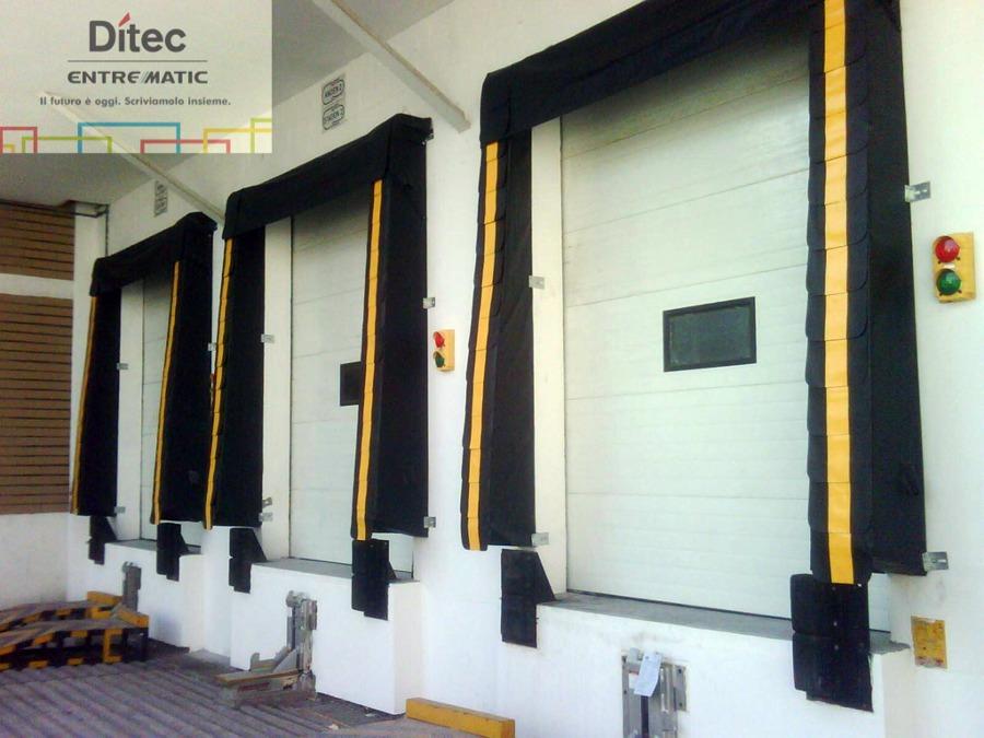 Puertas y Sellos de Anden