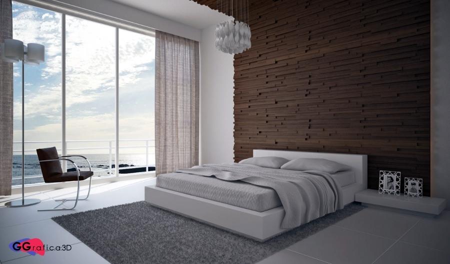Foto recamara dise o de interiores e infograf a de gg for Diseno de interiores para cuartos