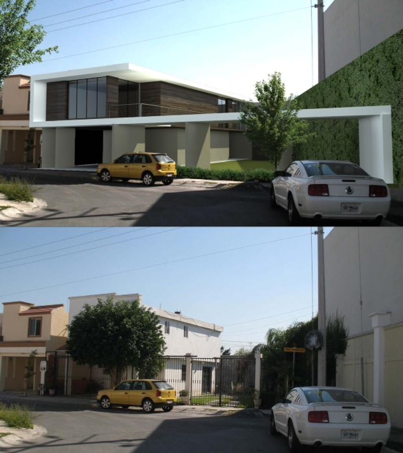 Foto remodelacion de casa de planeacion y proyectos for Remodelacion de casas pequenas fotos