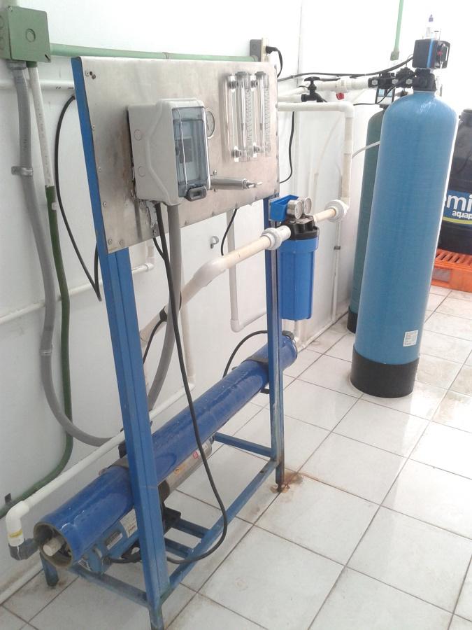 Foto remodelaci n de equipo de smosis inversa de - Equipo de osmosis ...