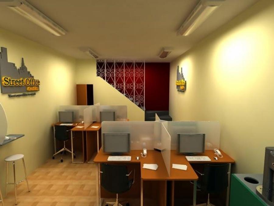 Foto remodelaci n de oficinas de nuevos proyectos for Remodelacion oficinas