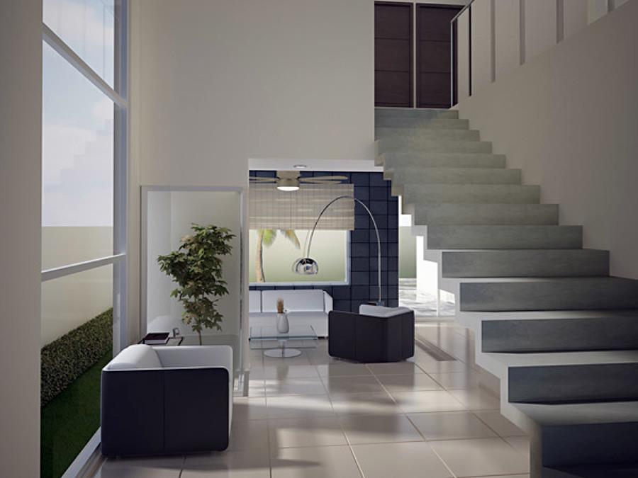 Foto remodelaci n en interior de dise o construccion y for Remodelacion de casas interiores