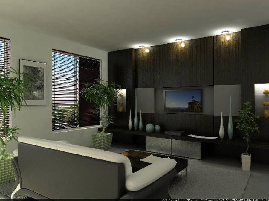 Foto remodelaci n interior casa habitaci n hern ndez de for Remodelacion de casas pequenas fotos