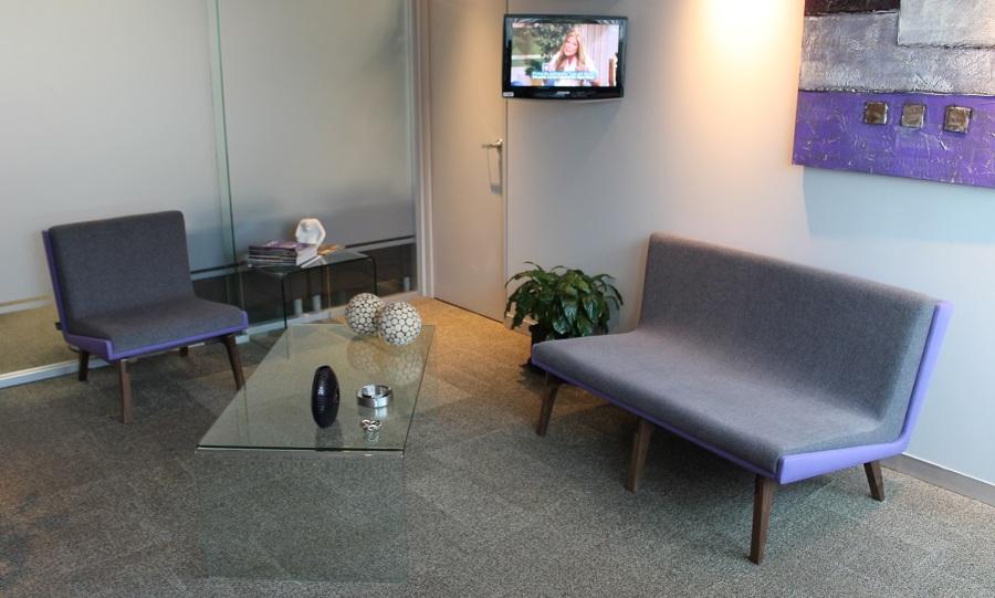 Foto remodelaci n oficina de rg dise o 43585 habitissimo for Remodelacion oficinas