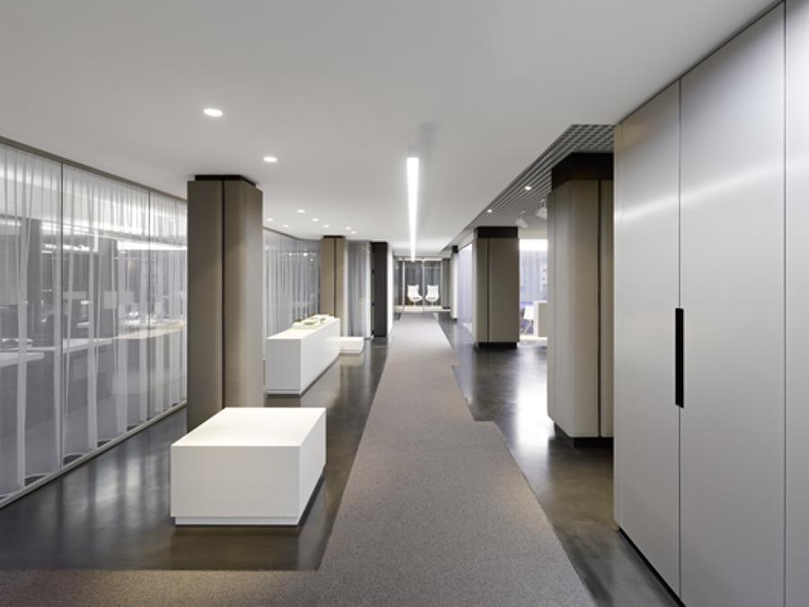 Foto remodelacion oficina de ingenieria construccion y for Remodelacion oficinas