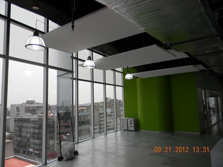 Remodelacion Oficinas Lexia Insurgentes