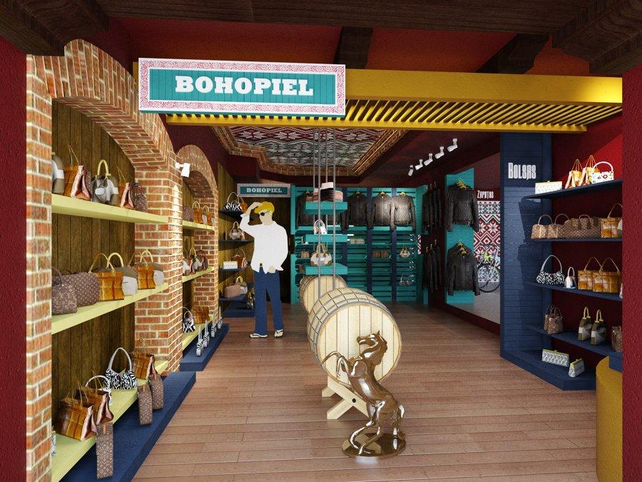 Foto productos de piel en villa de tezontepec de for Villas de tezontepec