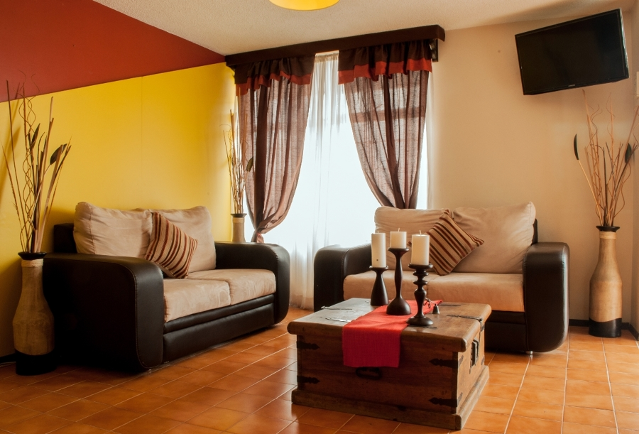 Foto sala tierra de maquillaje para tu casa 17394 - Colores tierra para interiores ...