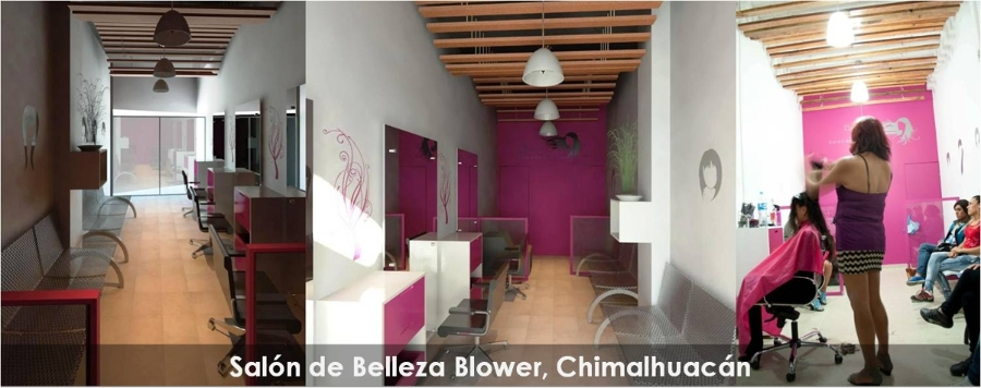 Foto Sal 243 N De Belleza Blower De Lad Arquitectos 17187 Habitissimo