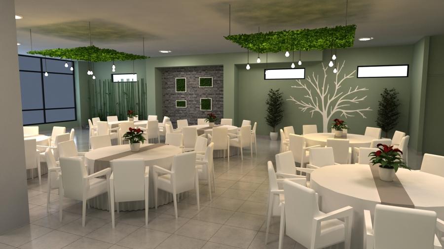 Dise o salon de eventos sociales chungcuso3luongyen - Diseno de salones online ...