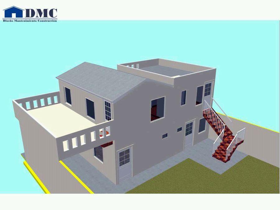 Foto segundo piso locales comerciales de grupo dmc 16909 for Diseno escaleras para segundo piso