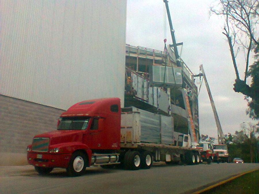 Servicio de trailer