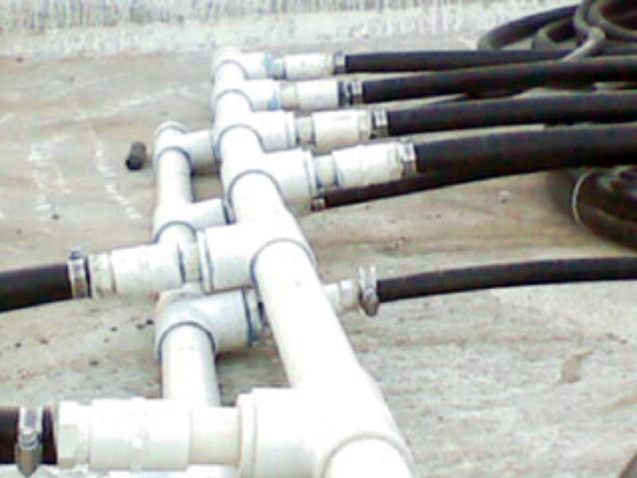 Foto sietema poliagua para climatizar albercas de ing for Construccion de albercas en cuernavaca