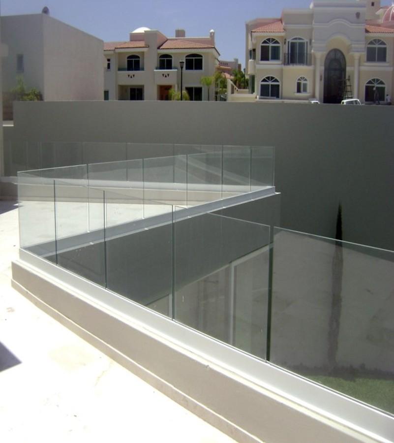 Foto terrazas en cristal templado de cristales agra s a - Terraza de cristal ...