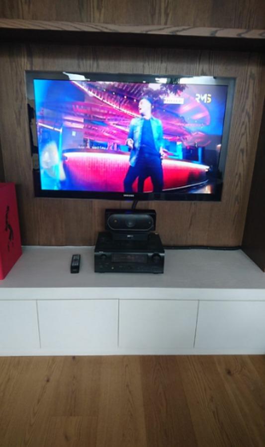 Tv con Audio