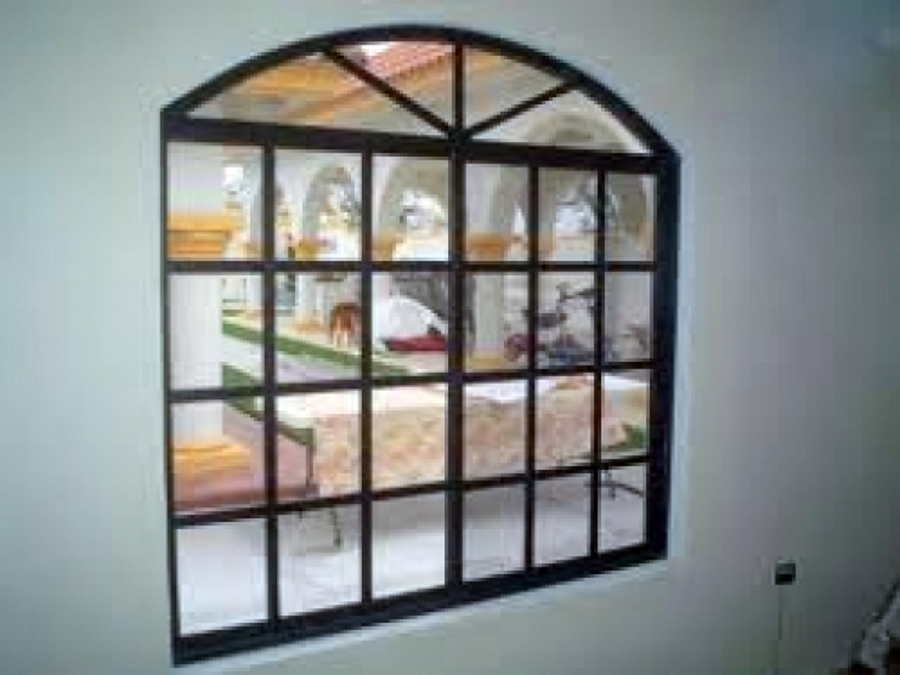Foto ventana tipo americano de teknokristal 14843 for Tipos de aluminio para ventanas