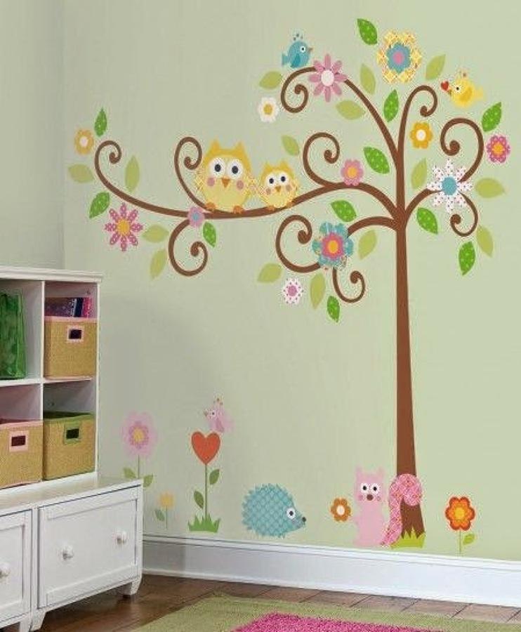 Foto: Decoración de Habitaciones para Niños de Pintura , Logos ...