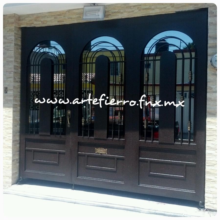 Puertas de herreria en mexico car interior design for Puertas de herreria forjada