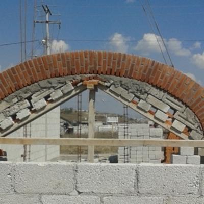 Arco de Tabique Aparente